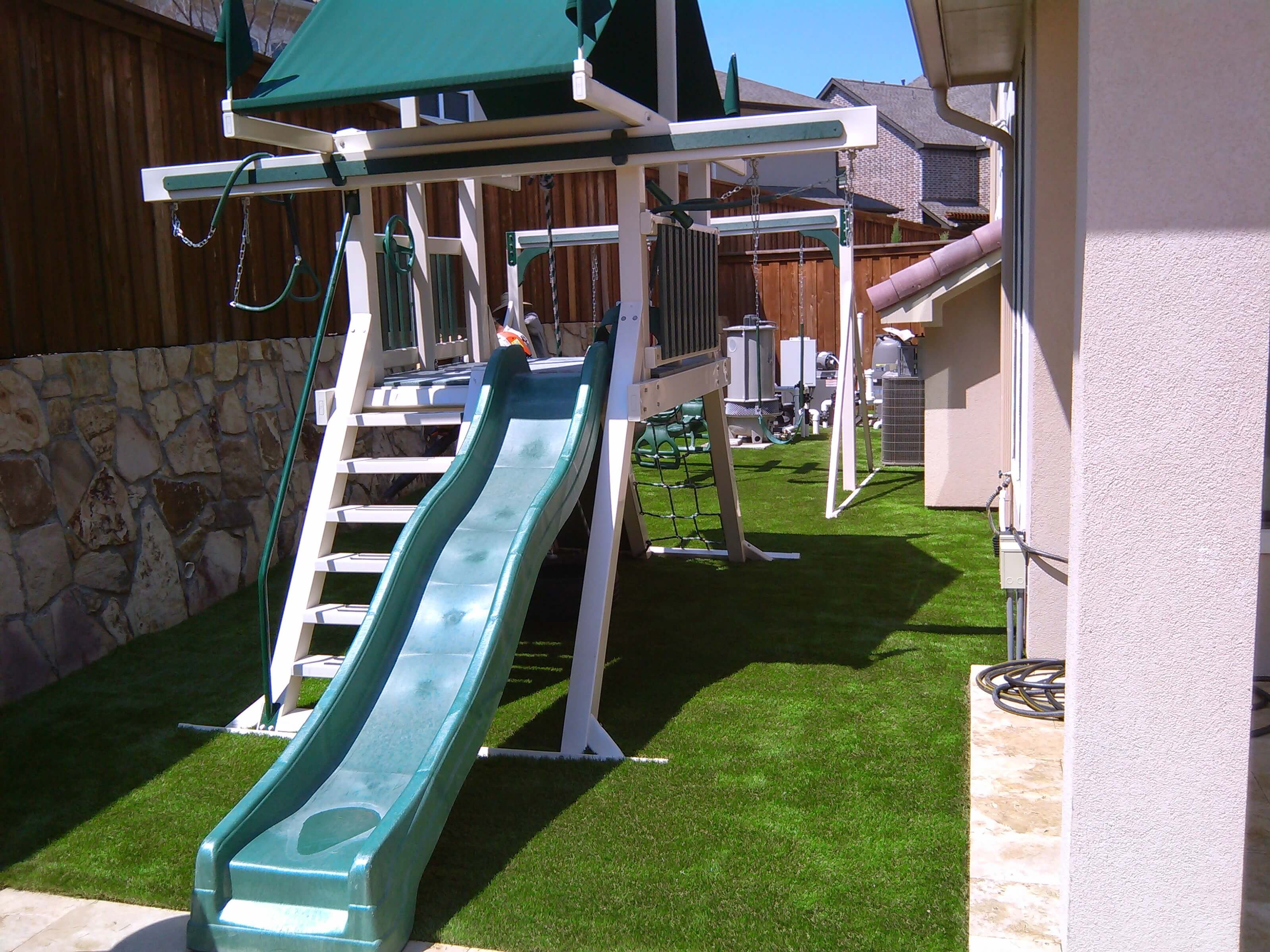 Artificial Lawns - Humble Fake Grass