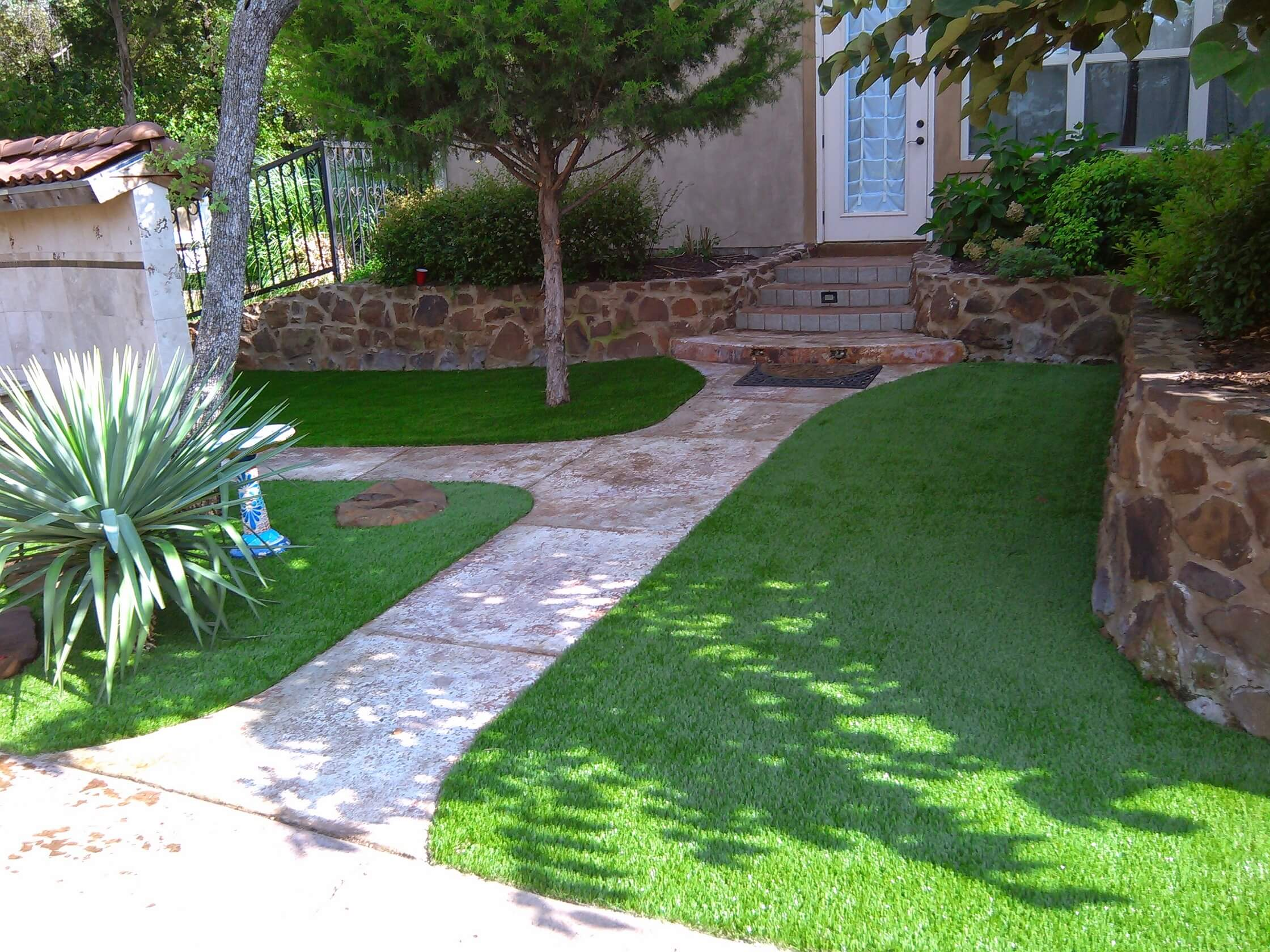 Artificial Lawns - Cedar Park Fake Grass