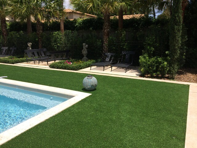 Cedar Park Fake Grass - Artificial Lawn