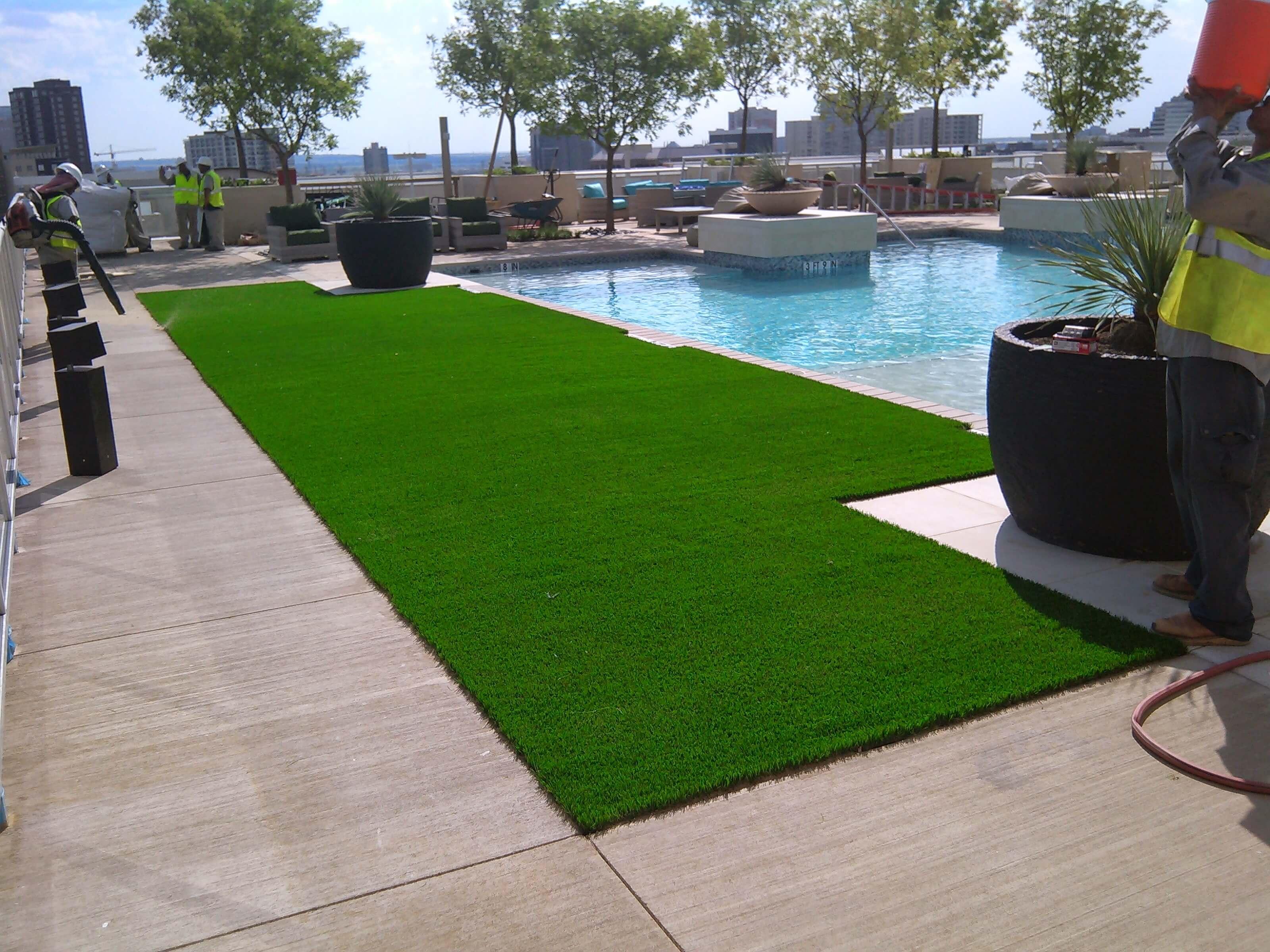 Artificial Lawns - Keller Fake Grass
