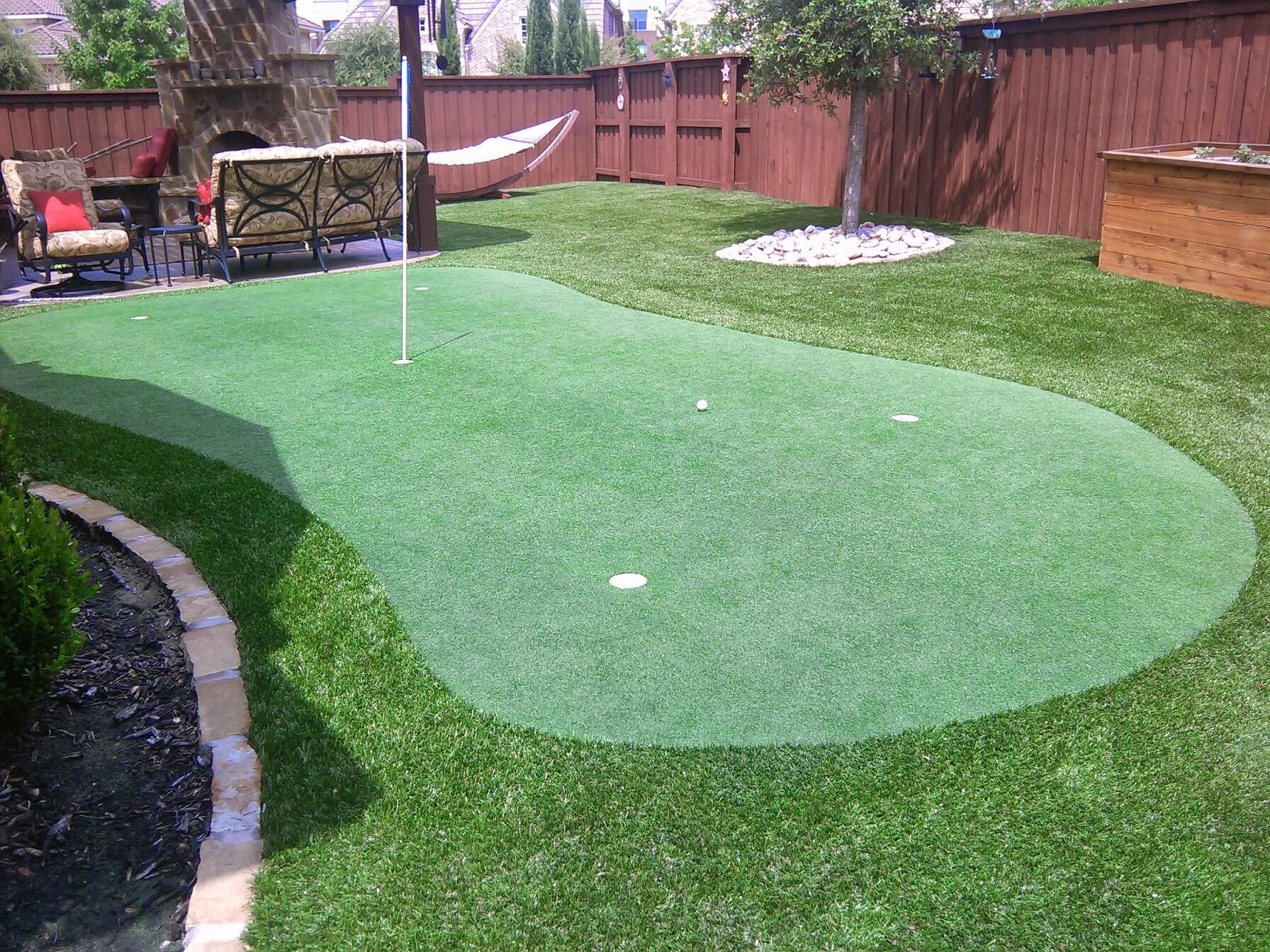 Artificial Lawns - Bellaire Fake Grass