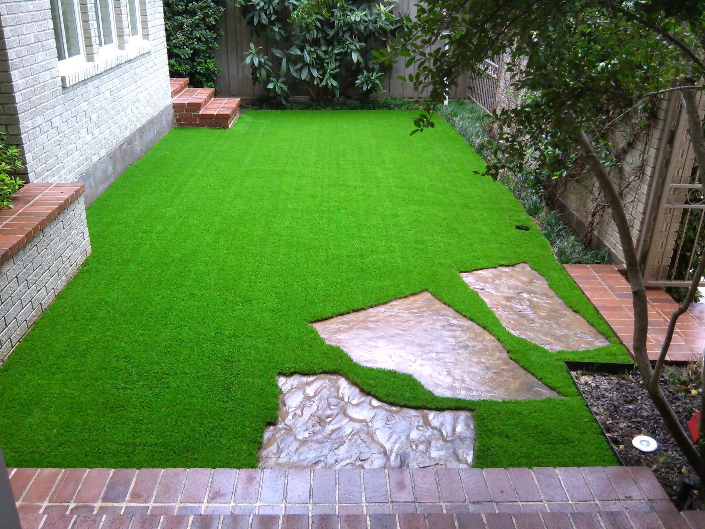 Artificial Lawns - McKinney Fake Grass