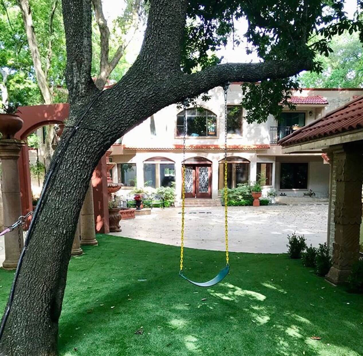 Artificial Lawns - Dallas Fake Grass