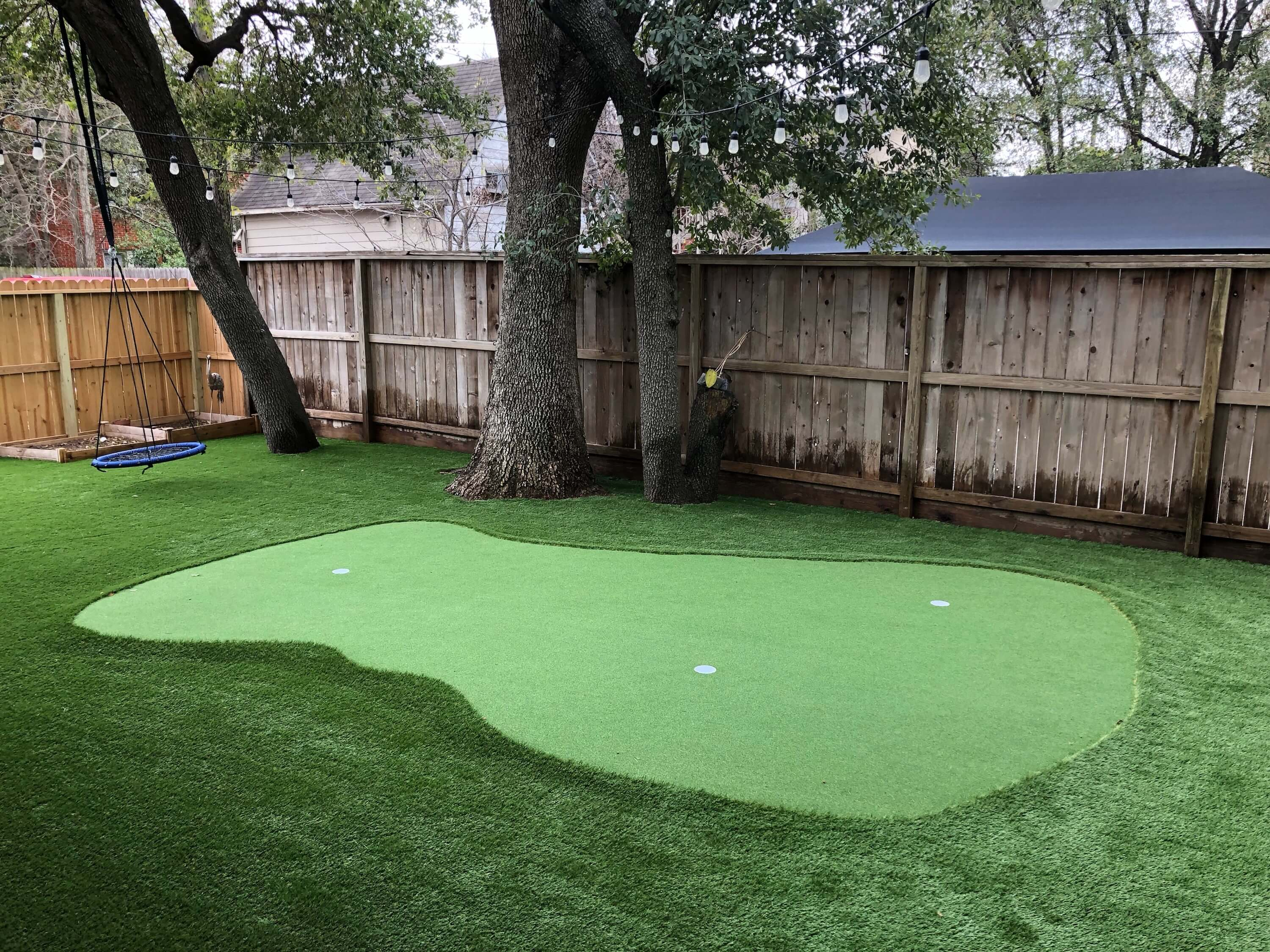 Putting Green Turf - Texas Fake Grass