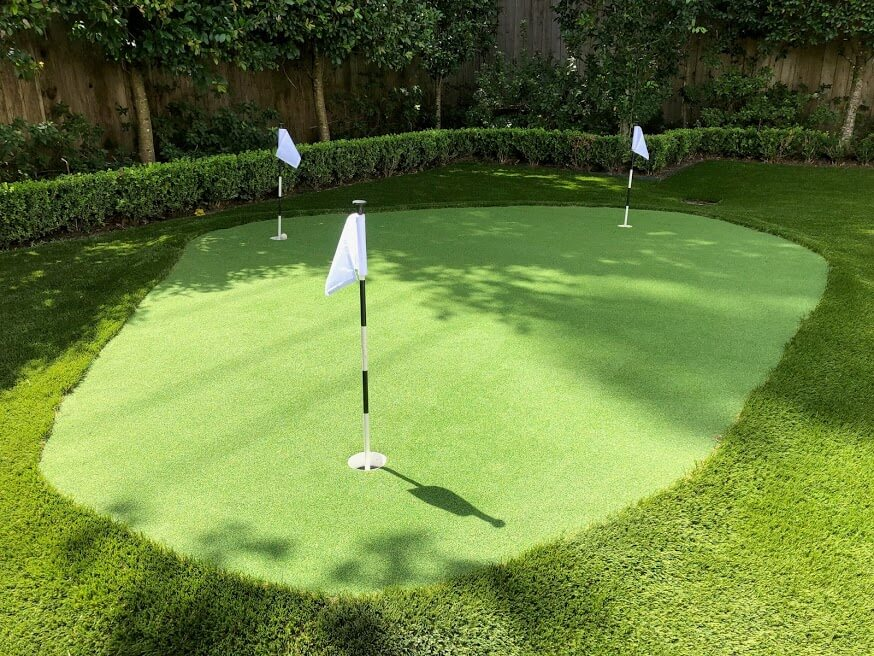 Golf Green - Texas Fake Grass